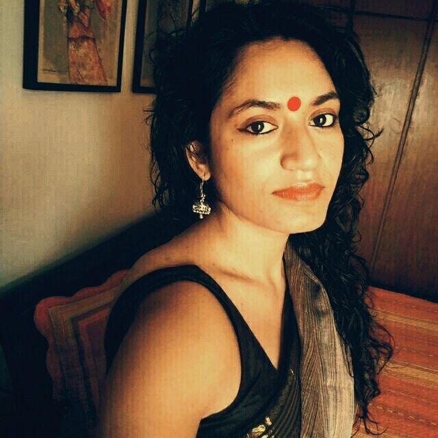 The author, Rituparna Chatterjee. - Rituparna Chatterjee
