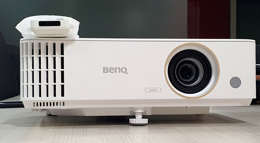 The BenQ TH585 home entertainment projector costs Rs 89,990 but is available on Amazon for Rs 64,990 with free Fire Stick. (Photo: IANS)