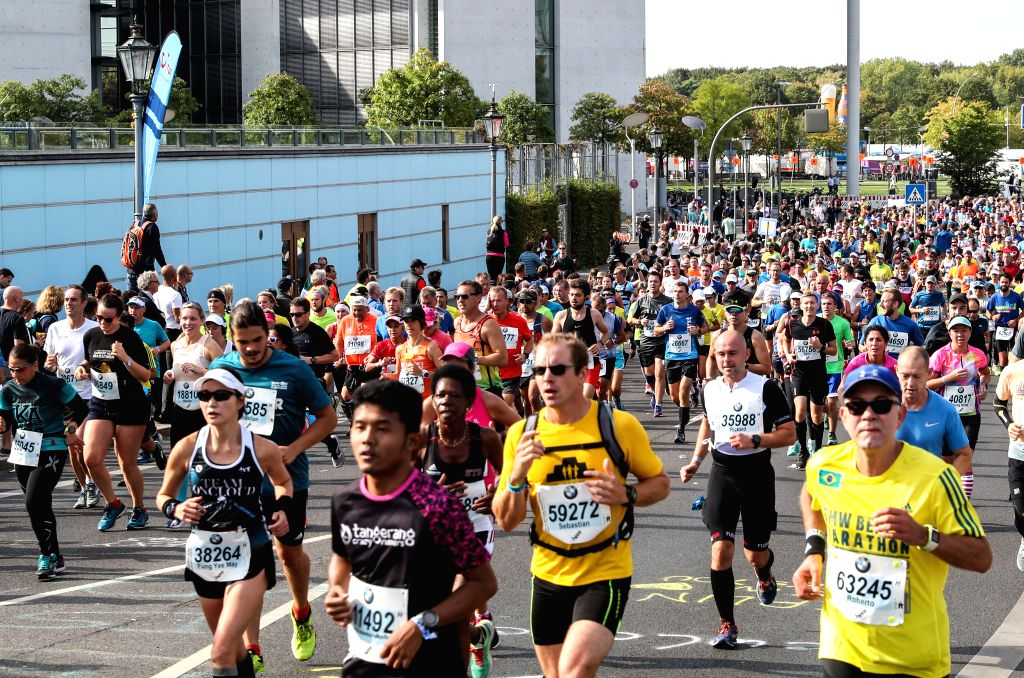 The Berlin Marathon will not take place this year due to the COVID-19 pandemic, the organisers have announced. (Xinhua/Shan Yuqi/IANS)