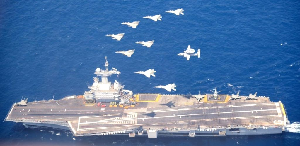 The biggest Indo-French naval exercise yet, Varuna-19, concluded off Goa coast with close range maneuvers conducted by the carrier task forces of both the navies, late on May 10, 2019.