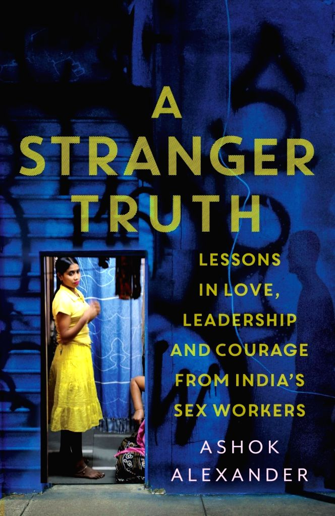The Book cover of A Stranger Truth.