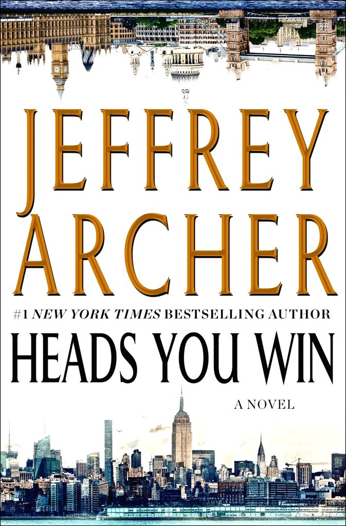 The Book cover of Heads You Win.