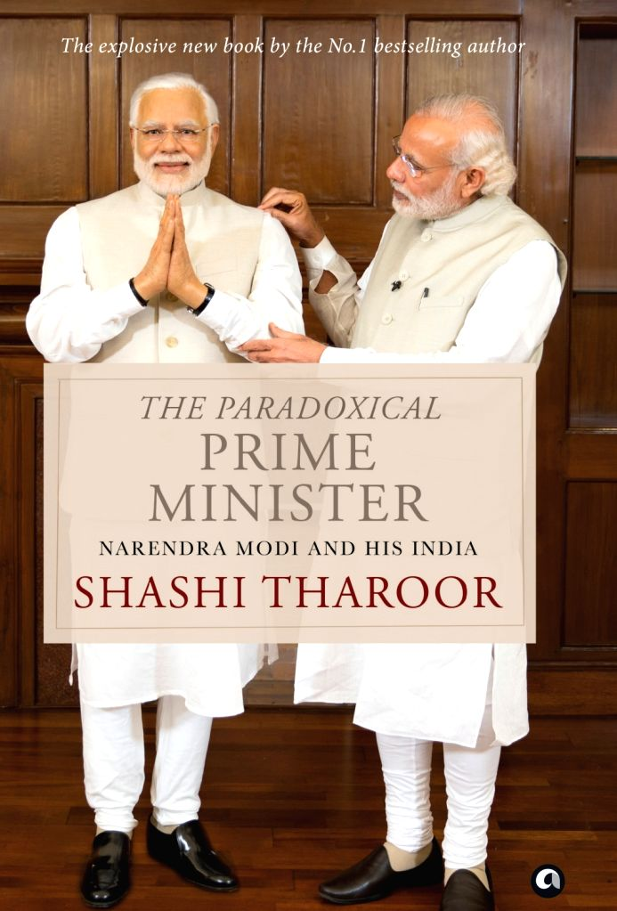 :The book cover of The Paradoxical Prime Minister..