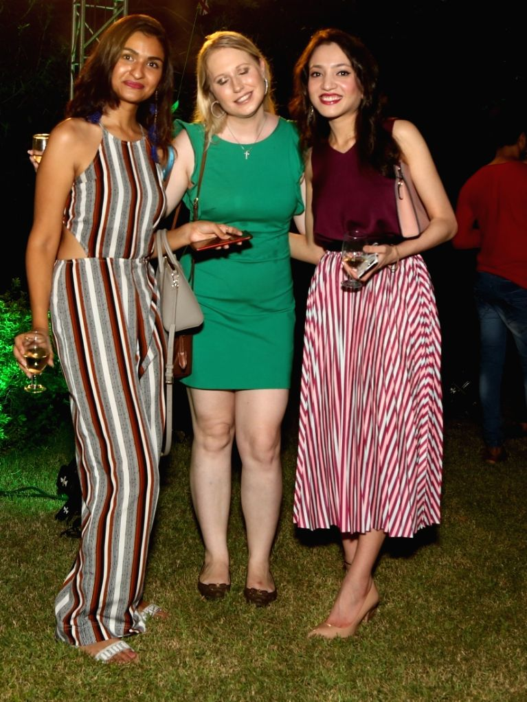 The British High Commission in New Delhi organised an event to celebrate first year of Supreme Court's judgement on Section 377 of IPC  in New Delhi on Sep 11, 2019.