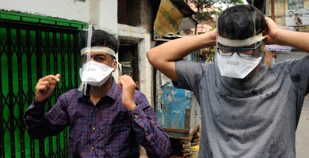 The Chennaiyin FC (CFC) Foundation contributed a batch of N95 masks to the Greater Chennai Corporation on Wednesday, amid the ongoing COVID-19 pandemic. (File Photo: IANS)