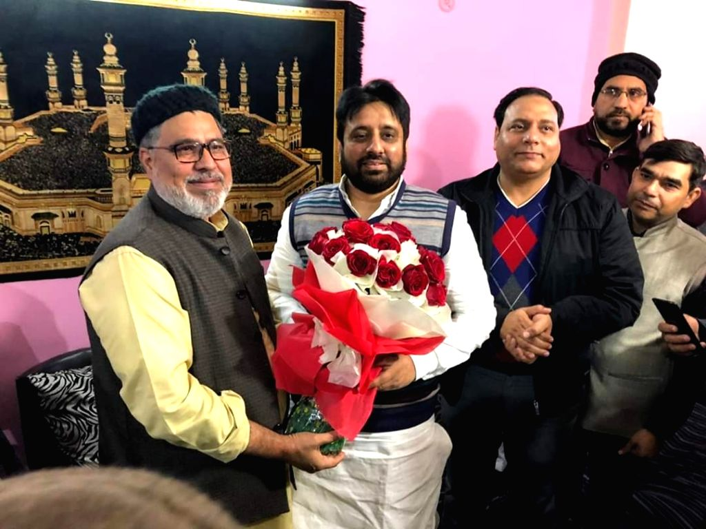 The Congress has alleged that the man who brandished pistol at the Shaheen Bagh protest site on Tuesday is a Aam Aadmi Party (AAP) worker and he did it on behest of his party. When IANS traced the ...