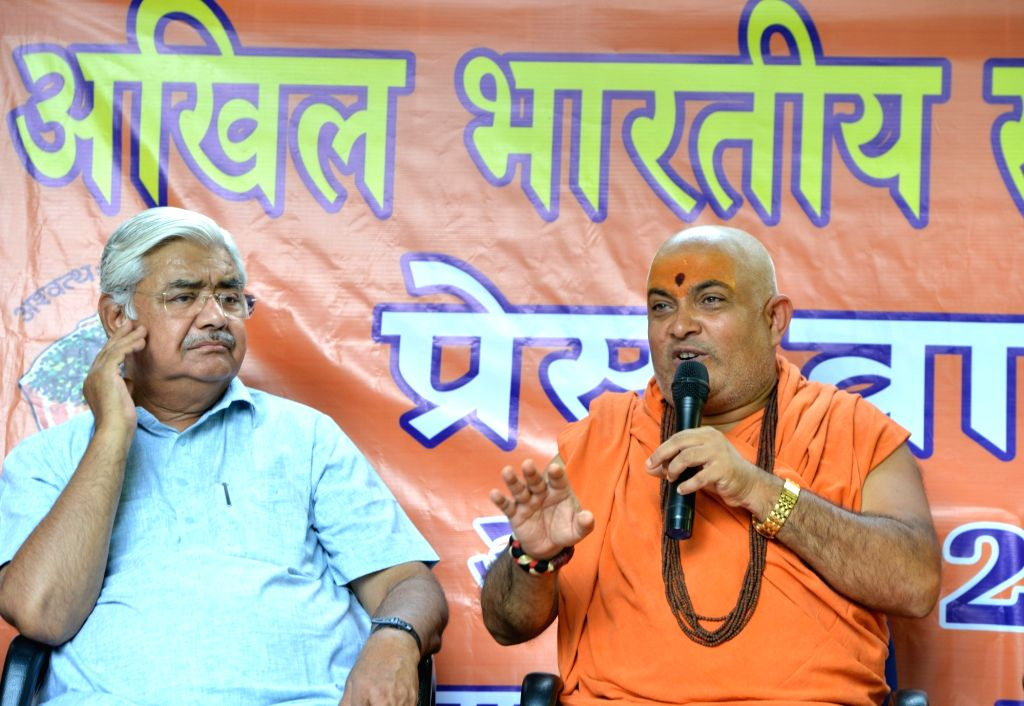 The coronavirus scare has cast a shadow over the coming celebration of Ram Utsav, with the Vishwa Hindu Parishad (VHP) announcing a change in plan for the holy event. (File Photo: IANS)