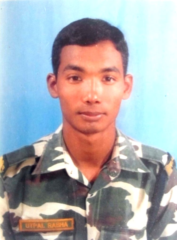 The CRPF trooper who was killed during a shootout with Maoists in Ranchi's Dalbhaga area on June 7, 2018.