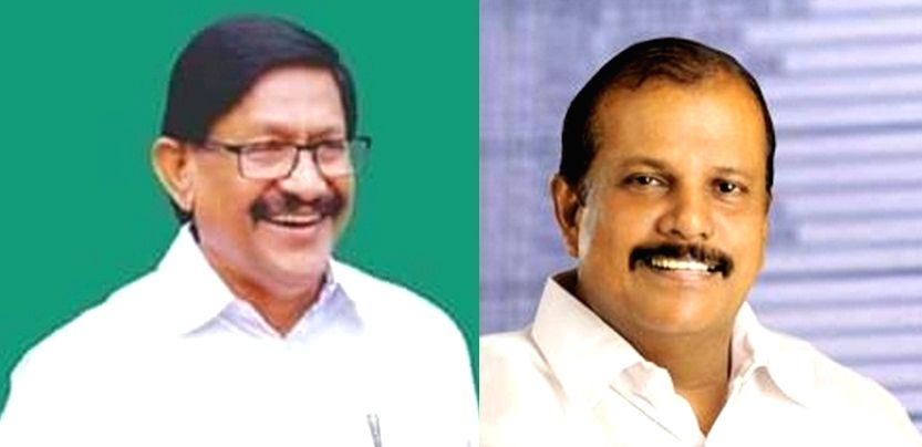 The curious tale of two PC's in Kerala politics.