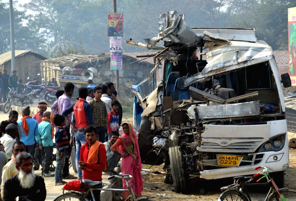 Bihar bus accident