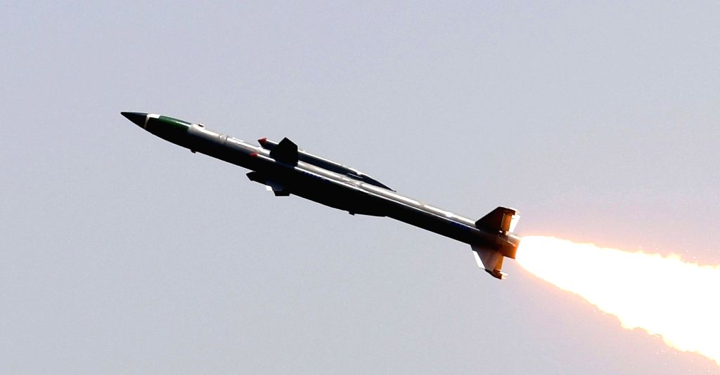 The Defence Research and Development Organisation (DRDO) successfully test fired AKASH-MK-1S missile from ITR, Chandipur in Odisha on May 27, 2019.