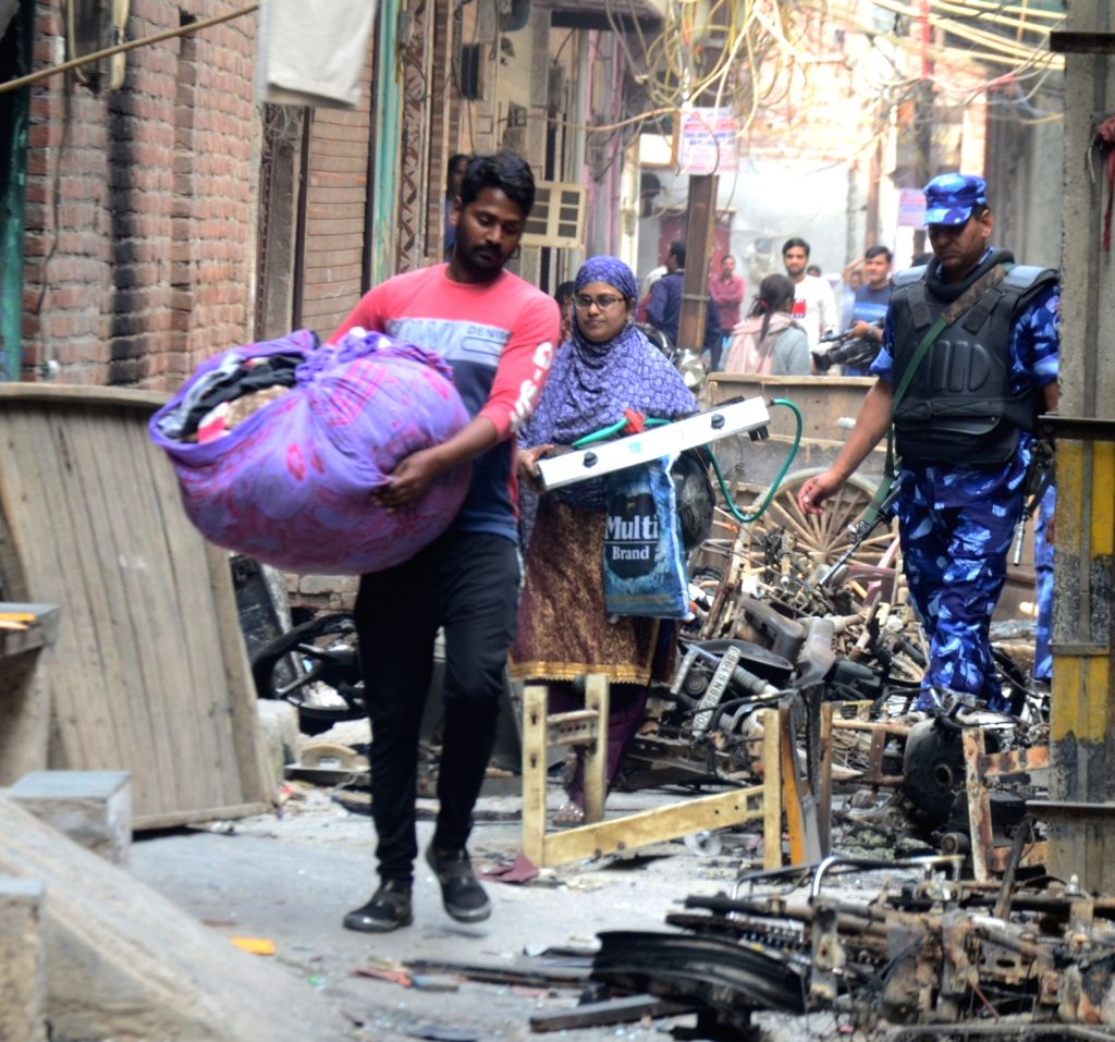 """The Delhi Police while opposing a petition seeking to make the FIRs registered in connection with the north-east Delhi riots public said that """"conscious decision"""" has been taken to declare the FIRs connected to the riots as sensitive in order to pres"""
