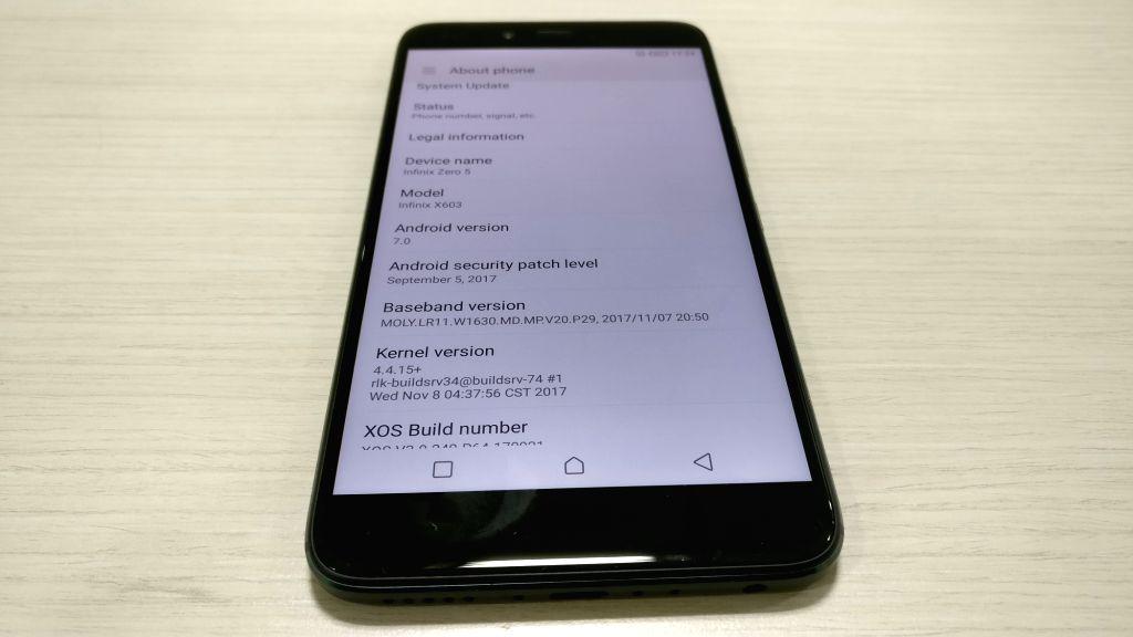 Infinix Zero 5: Premium looking mid-range smartphone (Tech