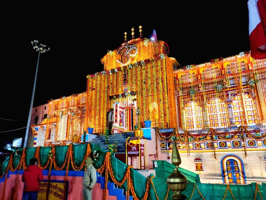 The doors of world famous Badrinath Dham opens, unbroken Jyoti Darshan, Mahabhishek.