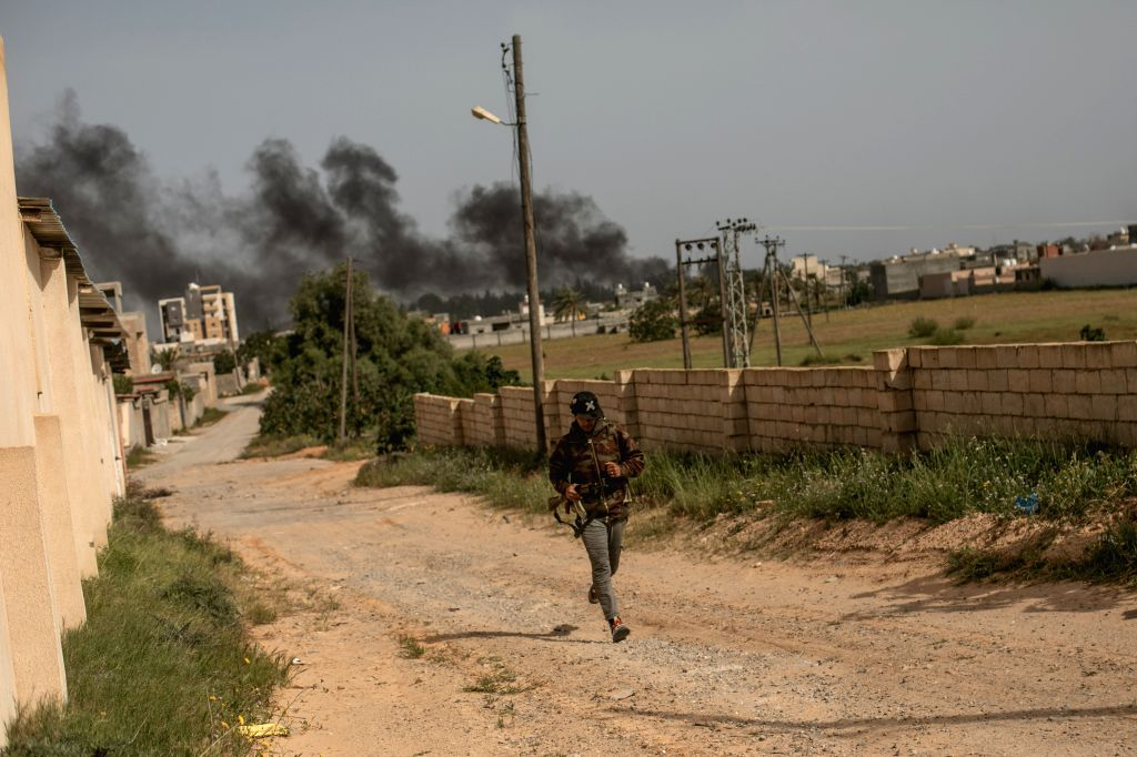 The eastern-based army has been leading a military campaign since April 2019 in and around the capital Tripoli, attempting to take over the city and topple the UN-backed government.