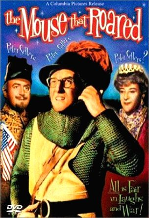 The film version of the first of Leonard Wibberley\'s rib-tickling satires of the Cold War with Peter Sellers in three main roles