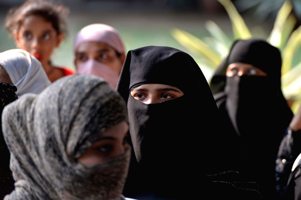 The government will bring a bill in the Parliament against triple talaq to make it an offence punishable with imprisonment of up to three years and fine. (Photo: IANS)