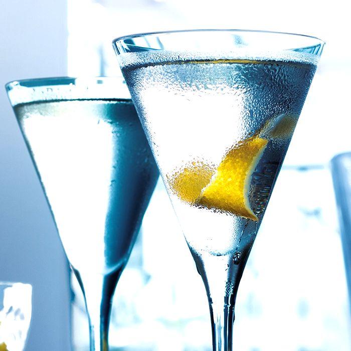 The Grey Goose Martini.