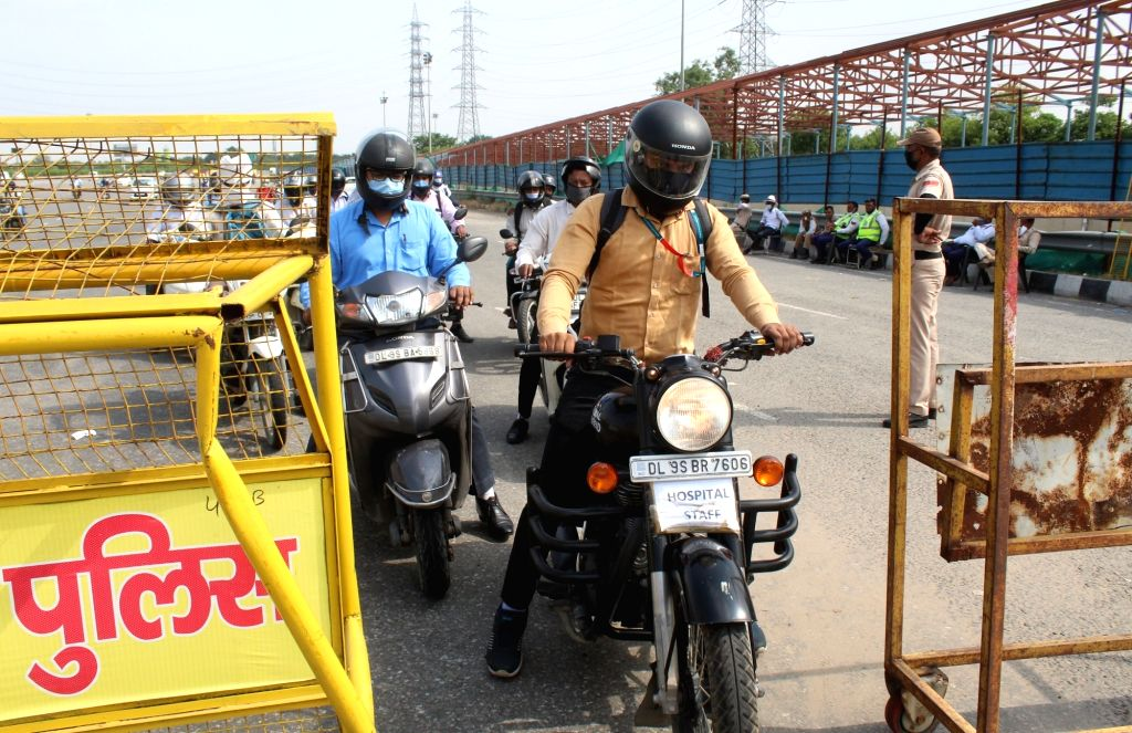 The Haryana government on Wednesday said identity proof is must for interstate travelling. (Photo: IANS)