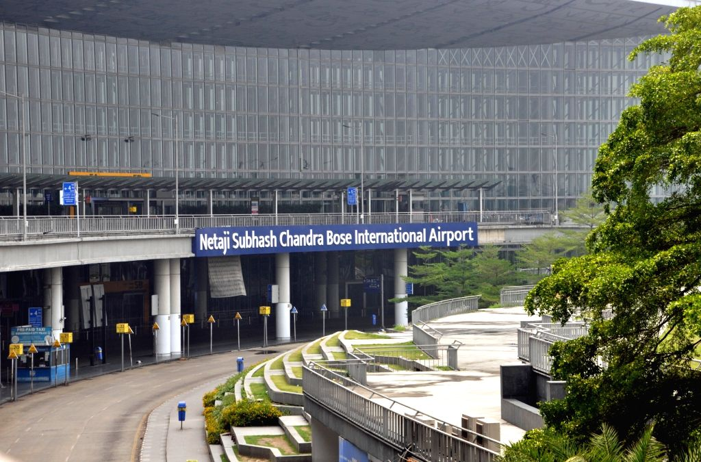 The Indian government on Thursday extended the ban on all international flight operations till April 14 to contain the spread of Covid-19. (File Phto: Kuntal Chakrabarty/IANS)