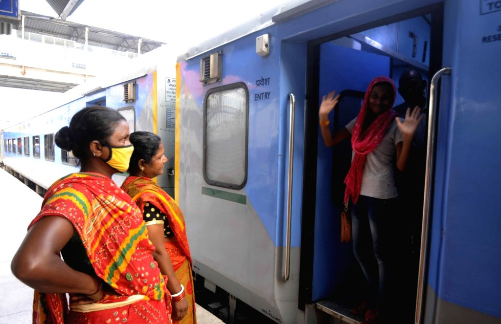The Indian Railways which has prepared 5,231 coaches as isolation ward coaches for the novel coronavirus (Covid-19) patients on Friday said that the decision to convert non AC coaches was taken as AC coaches would not be suitable in view of the poten