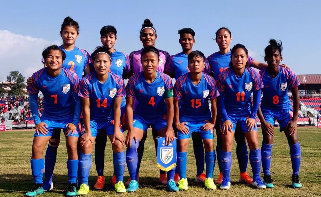 The Indian women's football team began their South Asian Games (SAG) 2019 campaign with a comfortable 5-0 win over the Maldives, t the Pokhara Stadium in Nepal on Dec 3, 2019.
