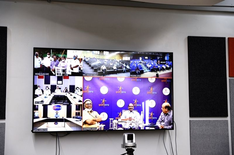 The Indo-US collaborative NASA-ISRO Synthetic Aperture Radar (NISAR) Mission moved ahead with the Indian space agency sending the S-Band SAR payload.