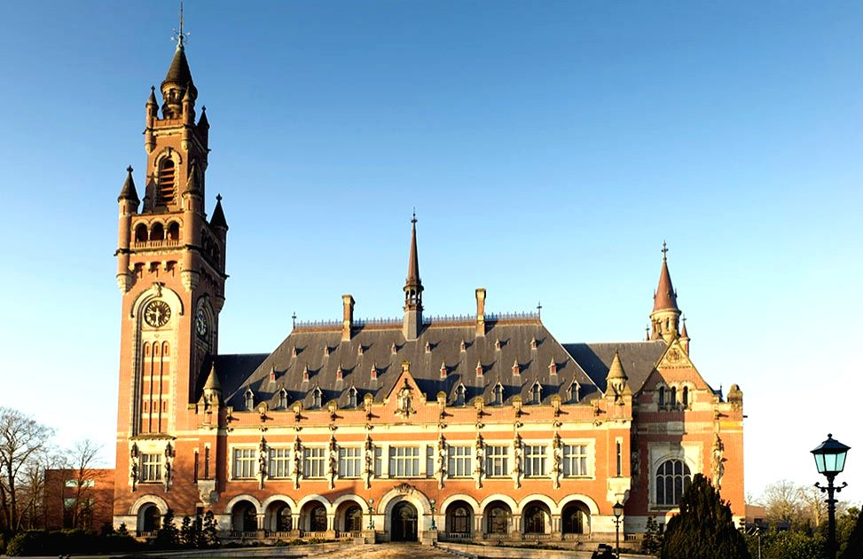 The International Court of Justice.