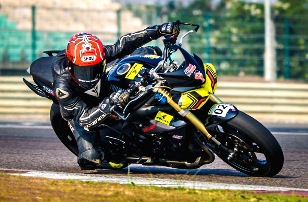 The JK Tyre Superbike Cup.