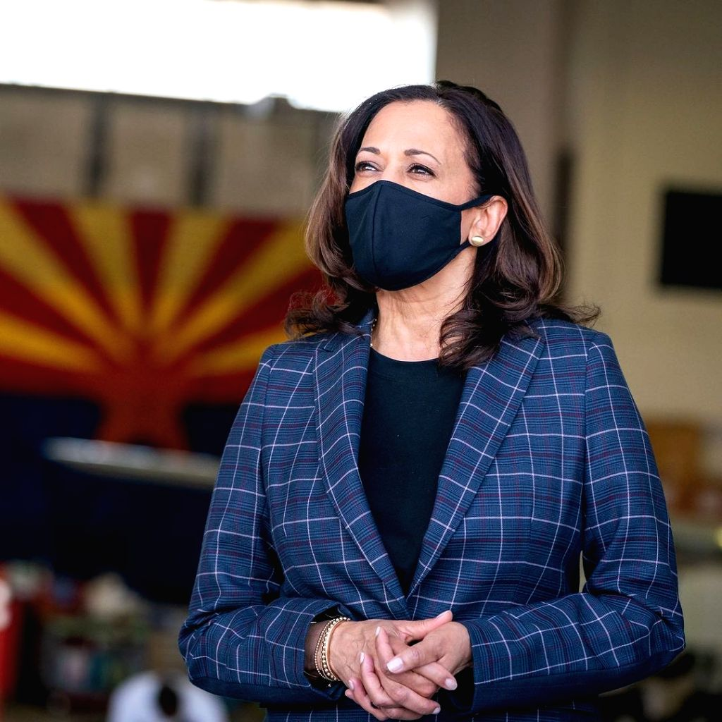 The Kamala Harris persona decoded in her fight song: 'Work That'