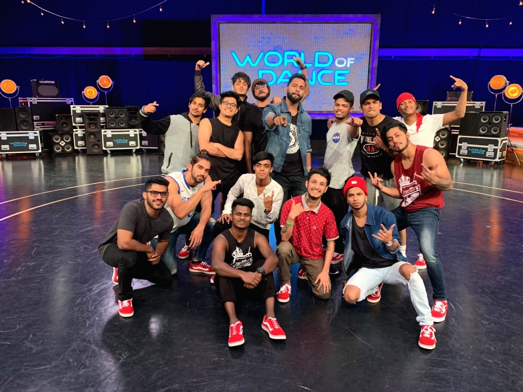 """The Kings, a hip-hop dance crew from Mumbai, has found international glory with their victory on American reality television show """"World of Dance"""", taking home a cash prize of $1 million."""