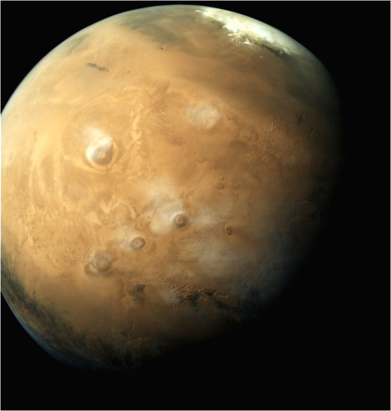 The landing site of the Mars 2020 rover that NASA plans to launch next year could preserve signs of ancient life on the Red Planet, says a new study. (Photo: IANS/ISRO)