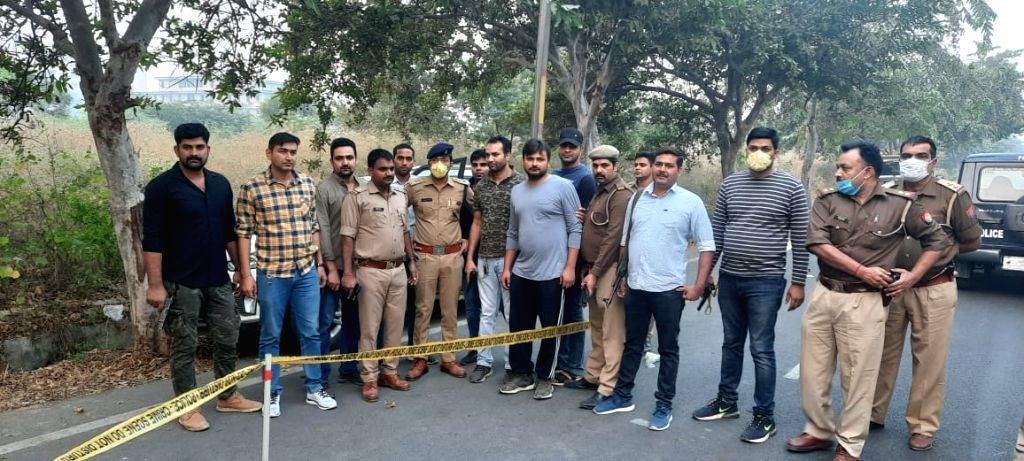 The main accused in the Akshay Kalra murder case arrested, the commissioner announced Rs 1 lakh to the police team.