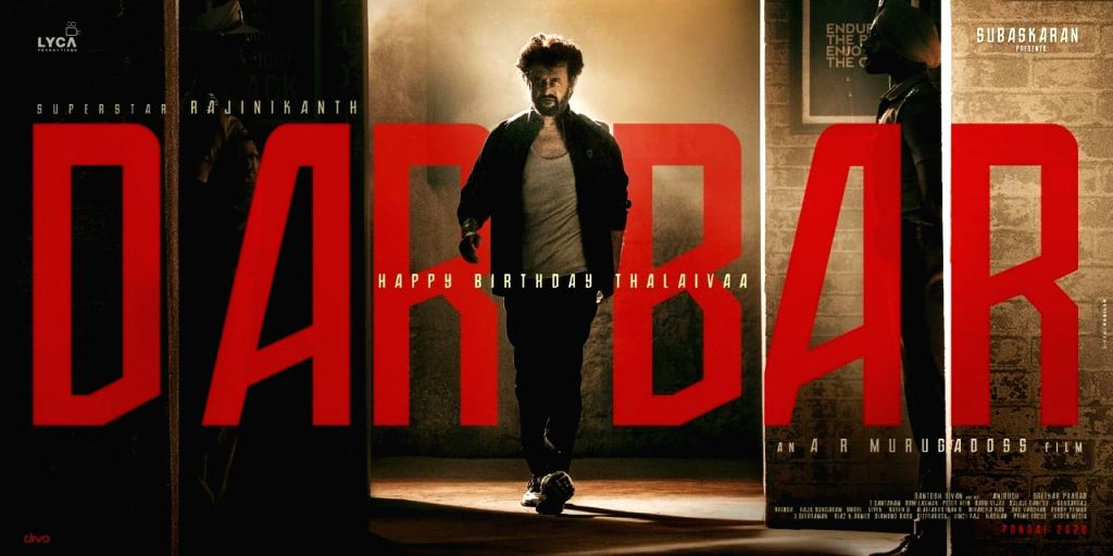 The makers of Rajinikanth???s upcoming Tamil film ???Darbar??? on Thursday released a special poster to mark the superstar???s 70th birthday. The poster features Rajinikanth walking majestically with ...