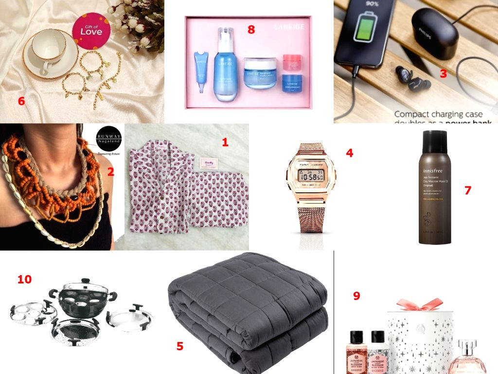 The mega gifting guide for Mother's Day.(photo:IANSLIFE)