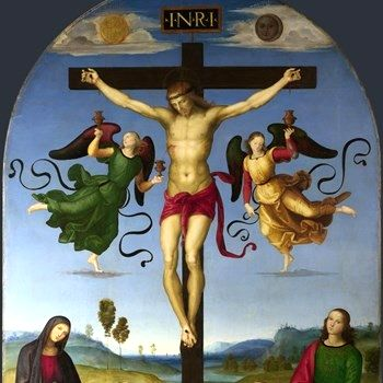 The mond crucifixion