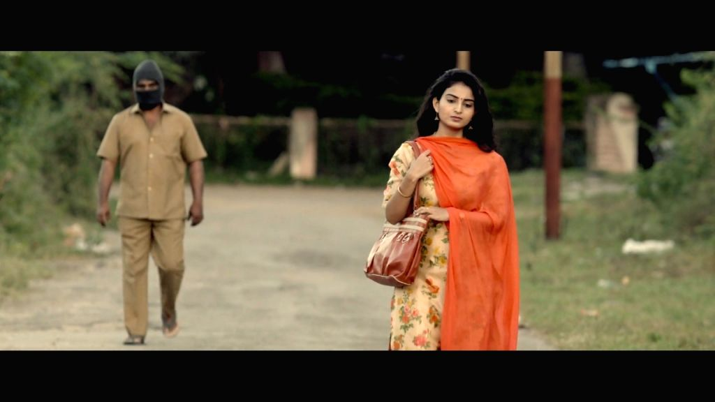 The most intriguing thrillers to have released in 2021, Play Back, starring Dinesh Tej, Vakeel Saab-fame actress Ananya Nagalla and late actor-journalist Thummala Narasimha Reddy (a.k.a ... - Ananya Nagalla and Thummala Narasimha Reddy