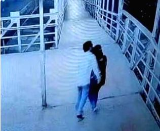 The Mumbai Railway Police has arrested a man who is accused of molesting several women on the Matunga Railway bridge, officials said.