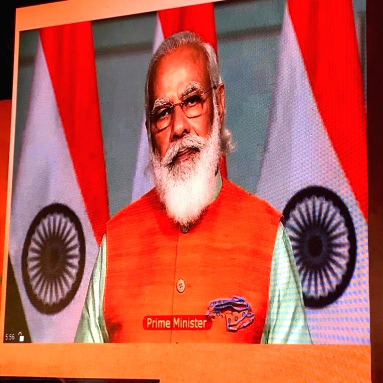 The Narendra Modi government set to resume trade talks with EU, US. - The Narendra Modi