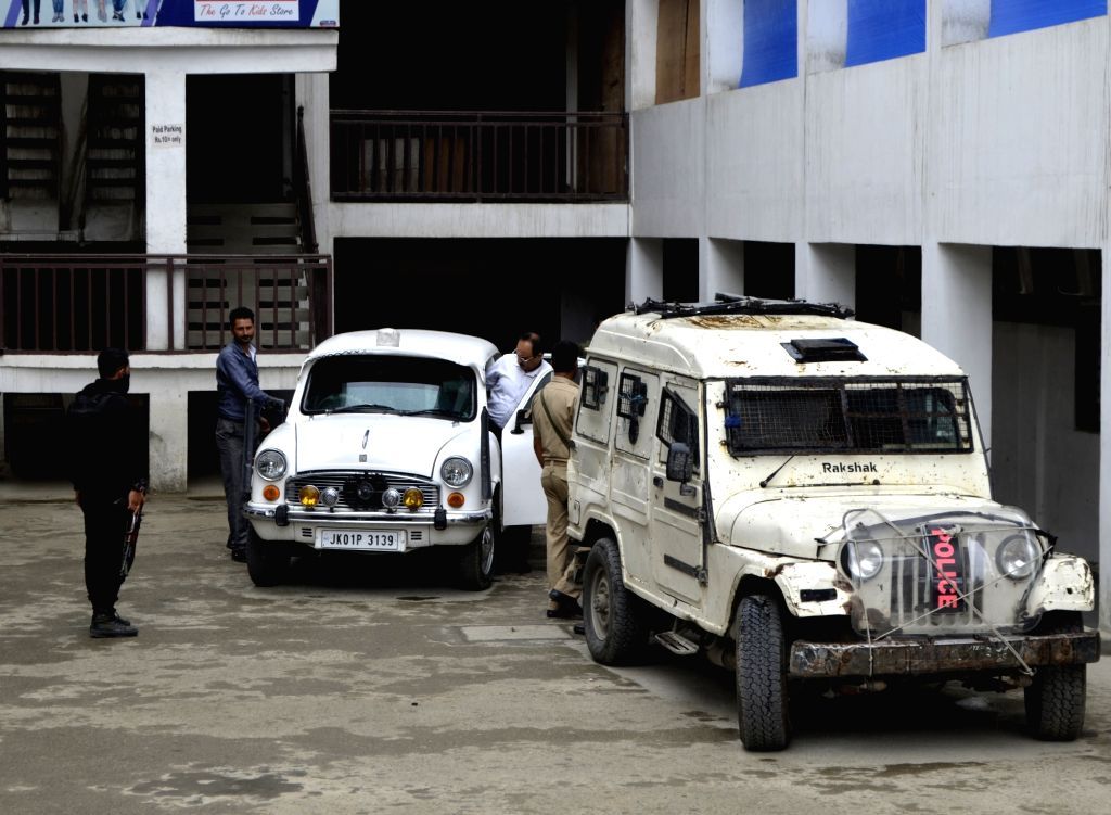 The National Investigation Agency (NIA) carried out several raids at the residence of four cross-Line of Control (LoC) traders in north Kashmir's Baramulla town in connection with an ...