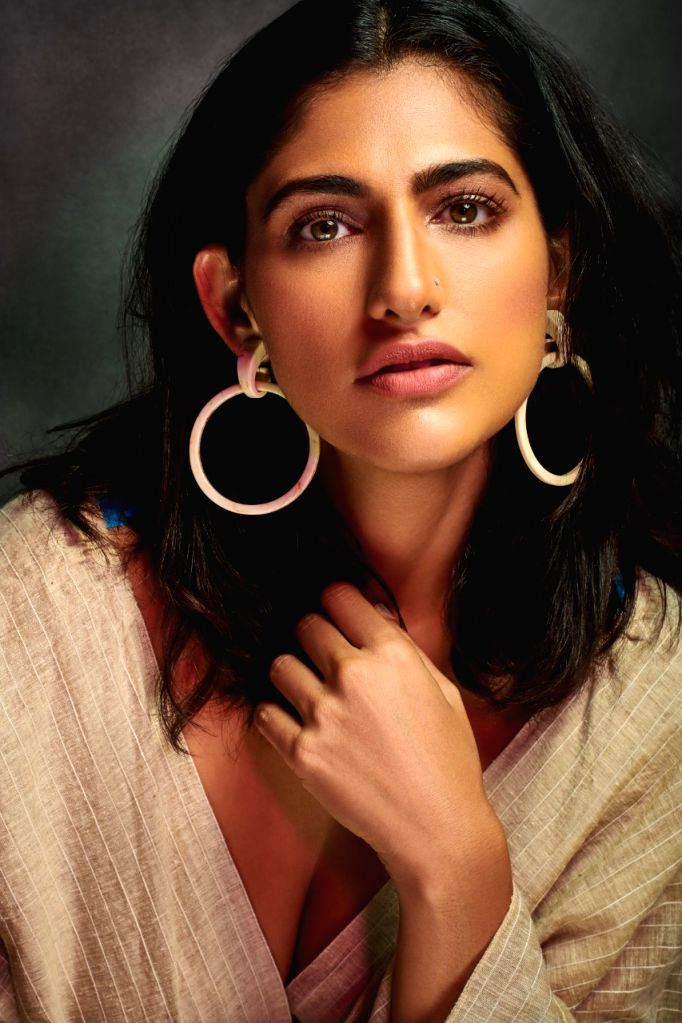 """The Netflix series """"Sacred Games"""" has bagged a nomination in the Best Drama section at the 2019 International Emmy Awards and actress Kubbra Sait, who featured in season one of the show, is ... - Kubbra Sait"""