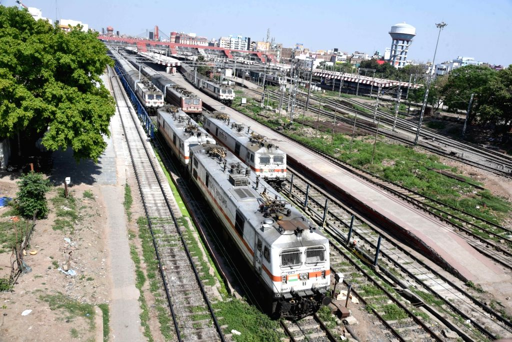 The North Central Railway (NCR) has made it easier for its staff engaged in transporting essential items across the country to use its 'running' rooms for accommodation, officials said on Thursday.(Photo: IANS)