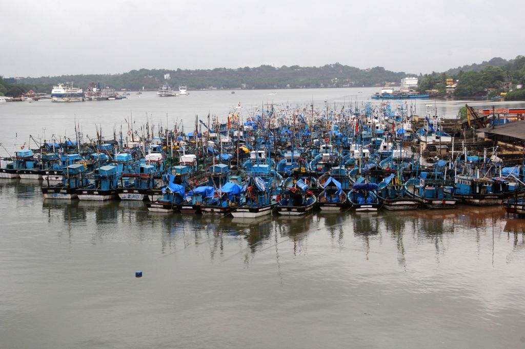 The Opposition in the fish-loving state of Goa on Saturday, welcomed the decision of the central government to allow fishing and commercial fishing activity with necessary hygiene precautions. (Photo: IANS)