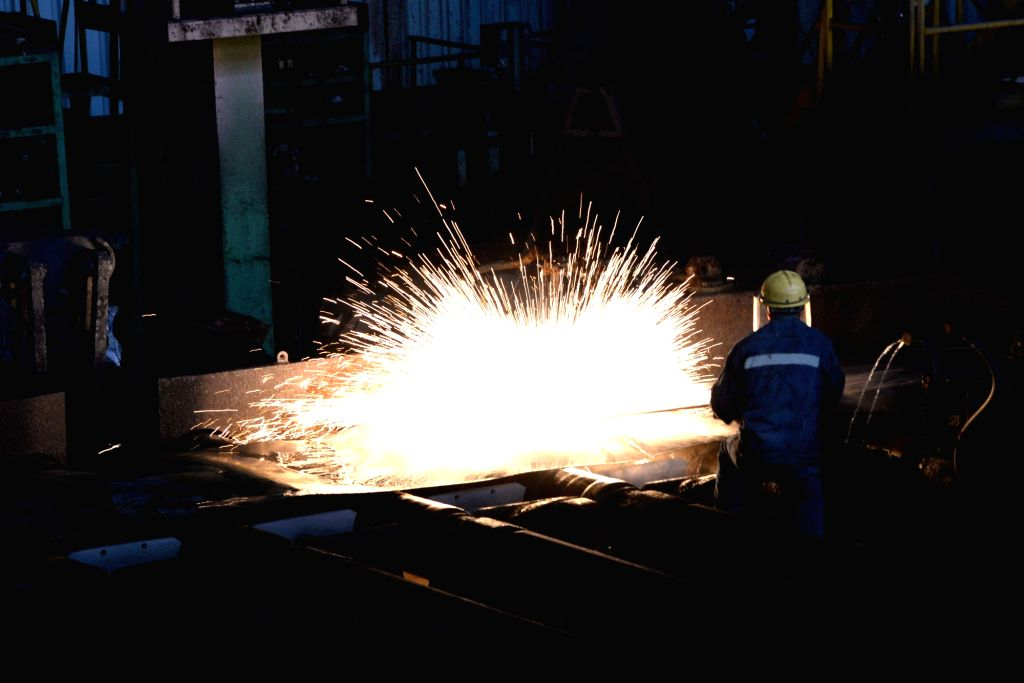 The performance of domestic steel makers is likely to be adversely impacted in Q1 FY2021 as a result of Covid-19 pandemic and the 21-day nationwide lockdown. (File Photo: IANS)