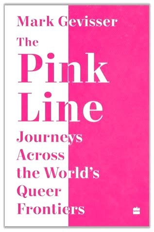 The Pink Line' combines memoir and in-depth study on gay rights.