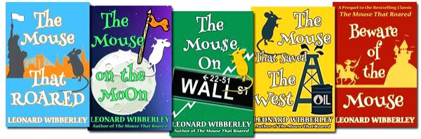 The recently-published e-book versions of Leonard Wibberley\'s rib-tickling satires of the Cold War