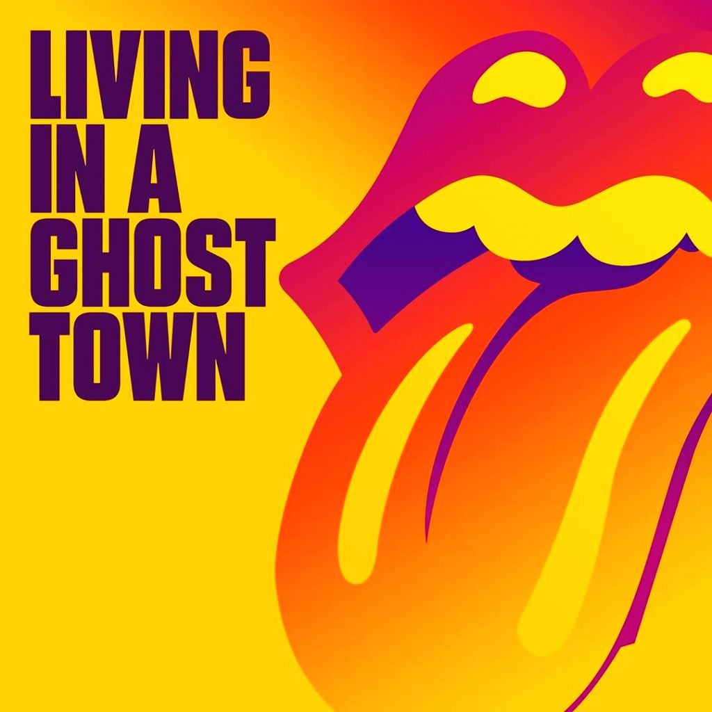 The Rolling Stones unveil quarantine song 'Living in a ghost town'.