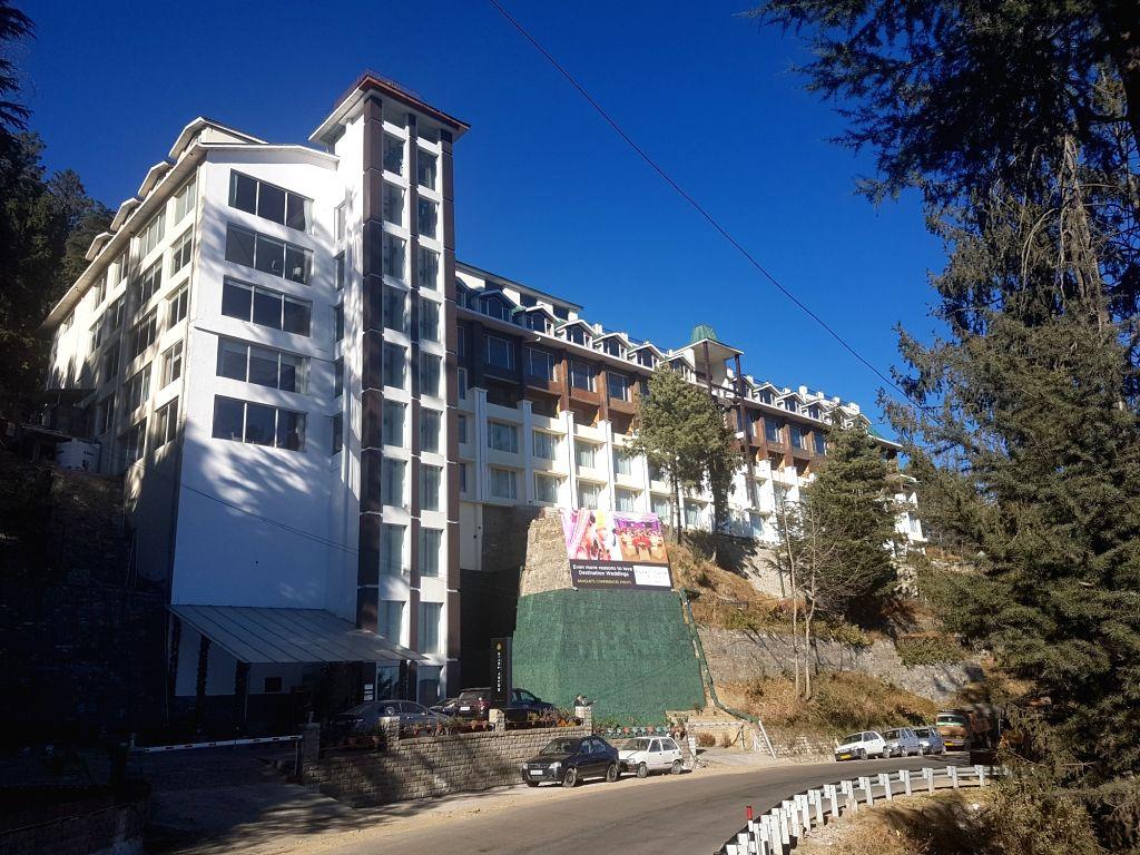 The Royal Tulip Resort in Kufri-Himachal Pradesh.