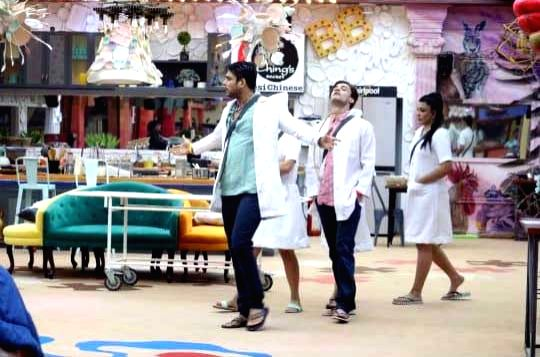"""The show """"Bigg Boss"""" is incomplete without fights. It's been four days since its 13th season was launched and it has already witnessed a lot of fights and drama between the contestants."""