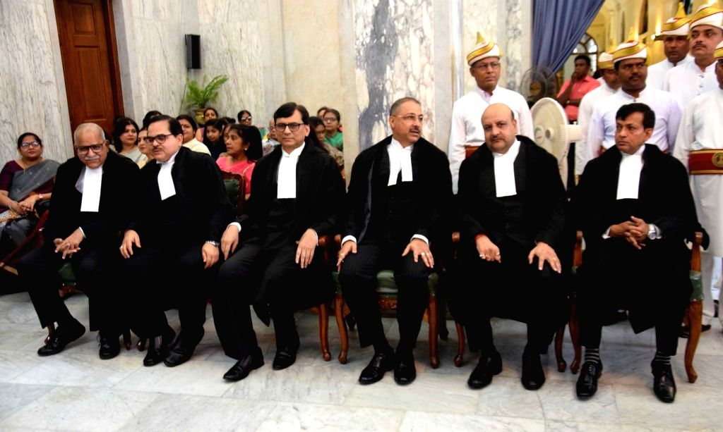 Six Additional judges of Patna High Court take oath as permanent judges